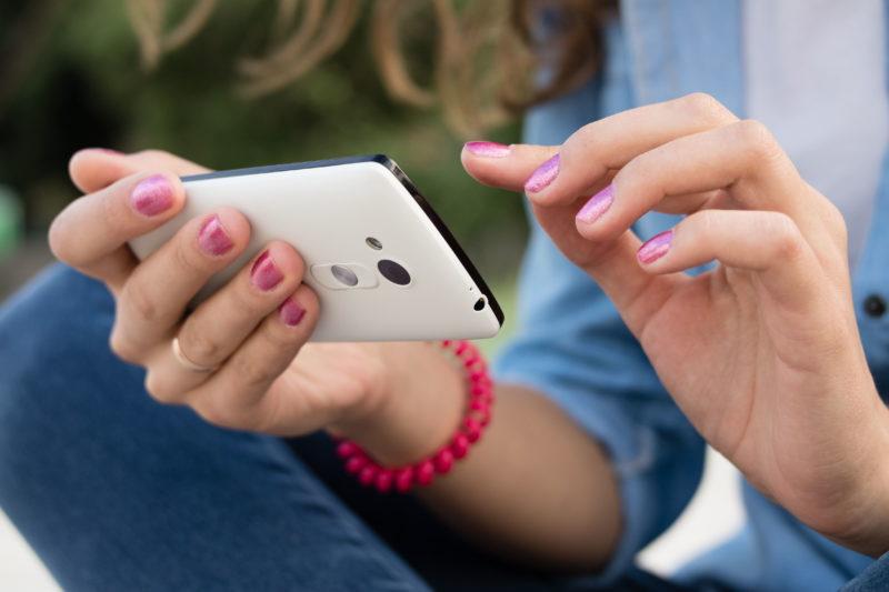 Busquedas en móvil