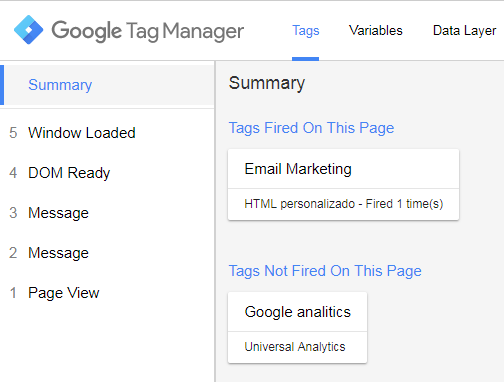 Google Tag Manager (GTM) en Woocommerce