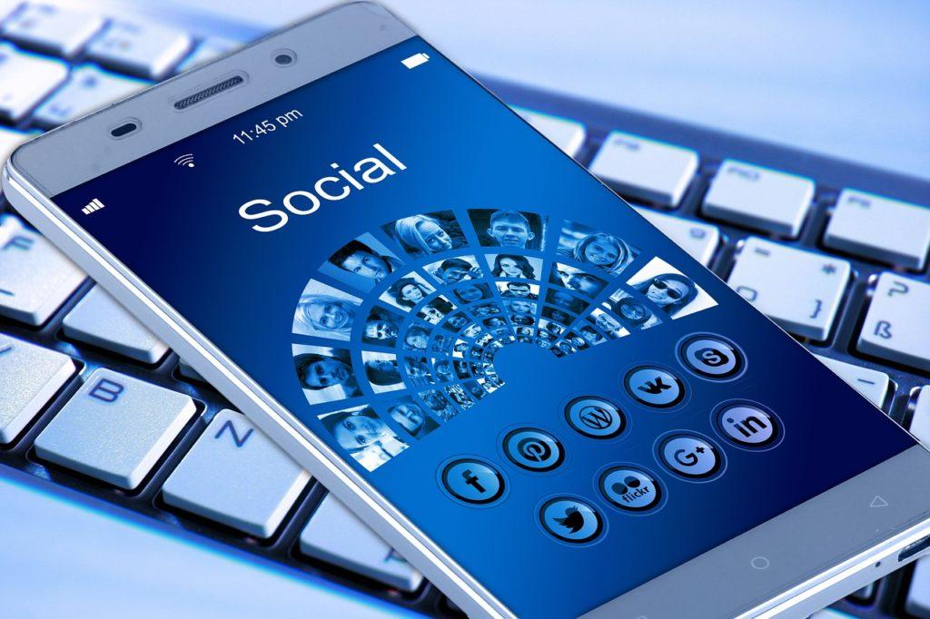 marketing digital smartphone
