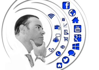 Las empresas necesitan las redes sociales