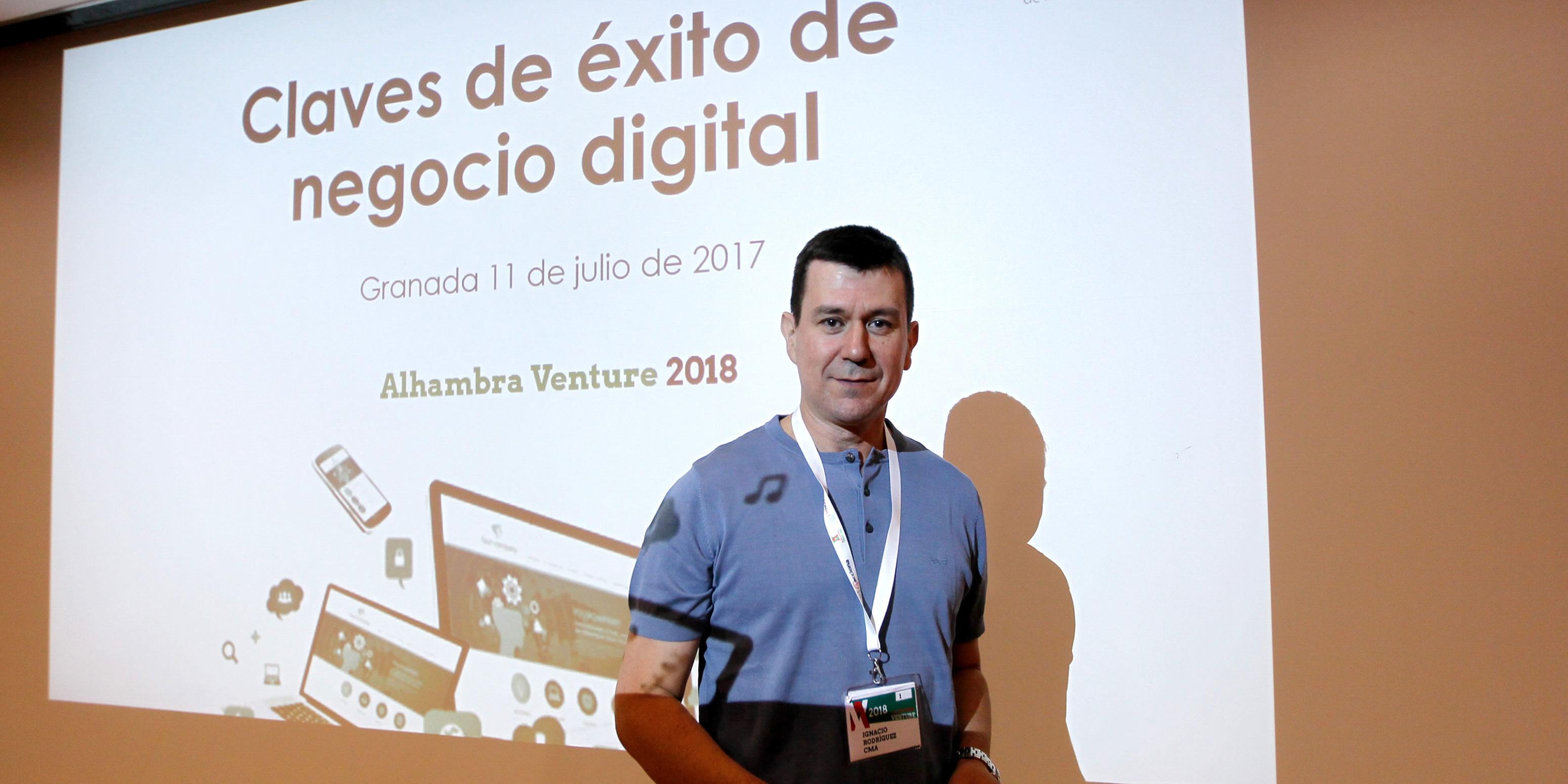 CMA ofrece las claves para la transformación digital en Alhambra Venture