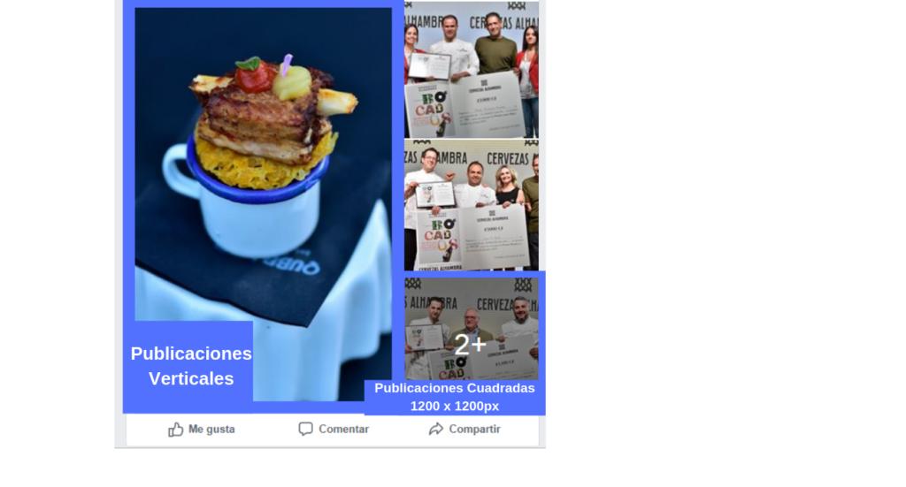 Facebook Publicaciones